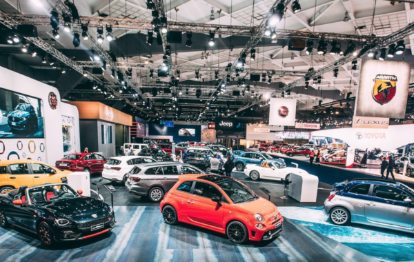 Brussels Motor Show 2018