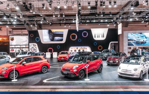 Brussels Motor Show 2020