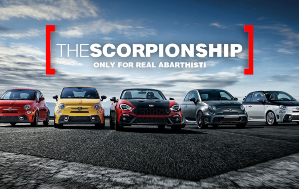 The Abarth Scorpionship